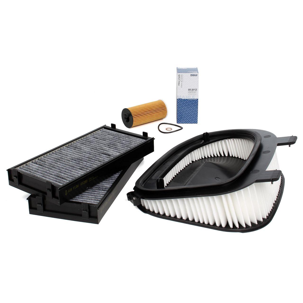 Filterpaket Filterset für BMW X5 F15 F85 sDrive25d xDrive25d 218 PS