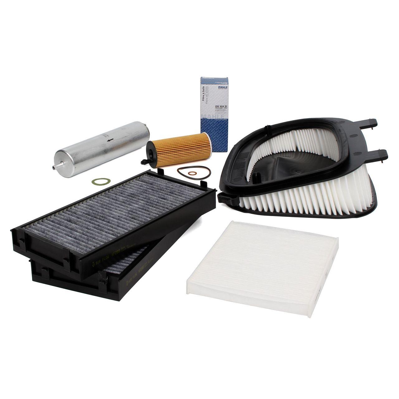 Inspektionskit Filterpaket für BMW X5 F15 F85 sDrive25d xDrive25d 218 PS