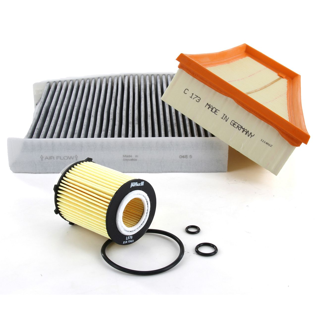 Inspektionskit MERCEDES W176 W246 W242 C/X117 X156 160-250 102-218 PS M270