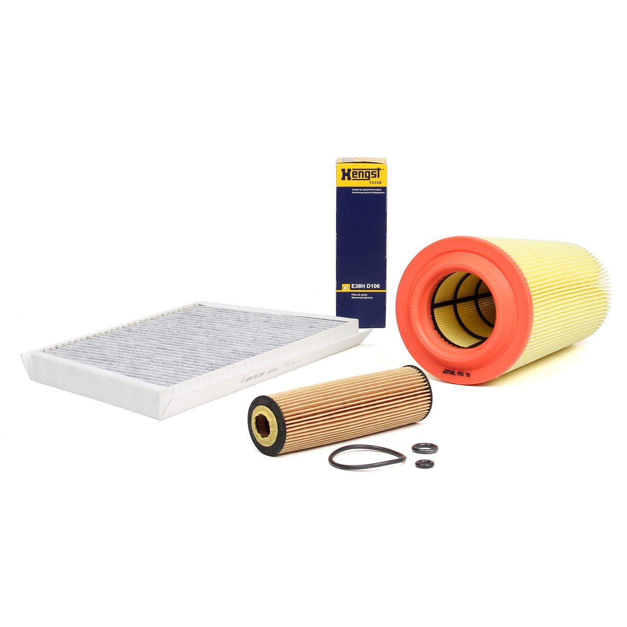 Filterpaket Filterset für Mercedes W203 CL203 S203 C209 A209 180-230
