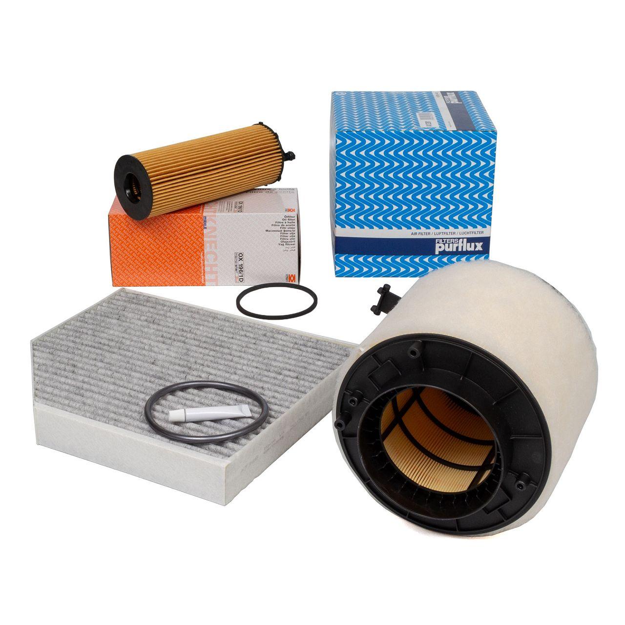 Filterpaket Filterset für AUDI A4 (8K B8) A5 (8T3) 2.7 TDI 3.0 TDI bis Fgst.Nr.