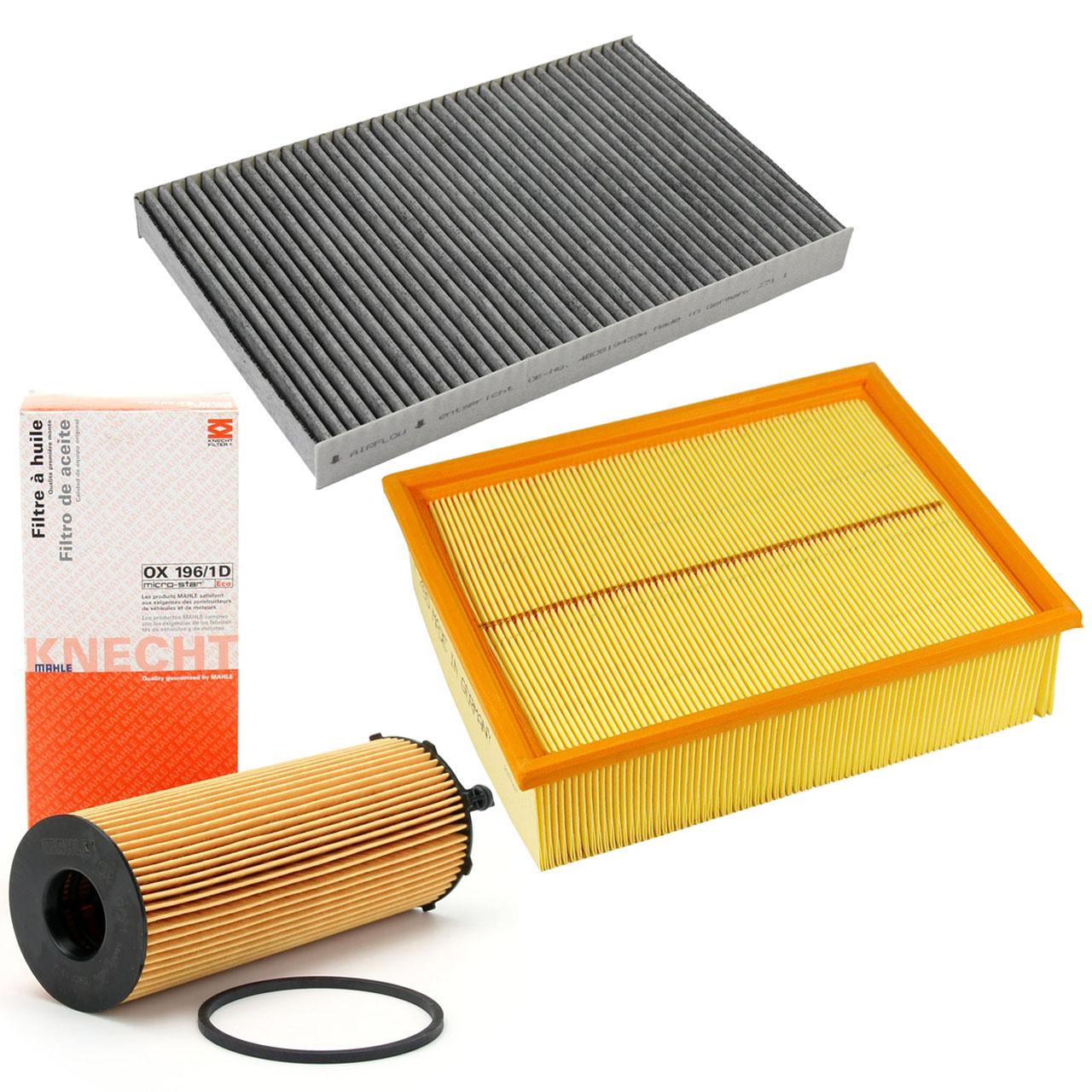 Inspektionskit Filterpaket Filterset für Audi A4 8E B7 2.7TDI 3.0TDI 163-233 PS