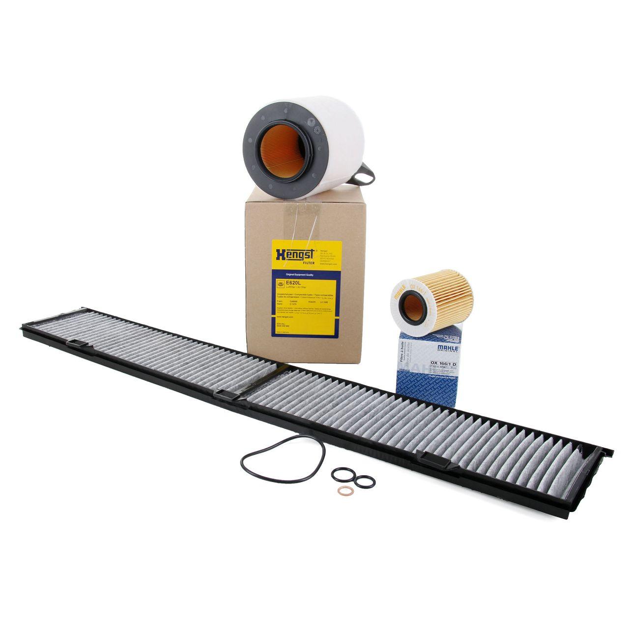 Inspektionskit Filterpaket Filterset für BMW 1er E81 E87 116i 3er E90 E91 316i