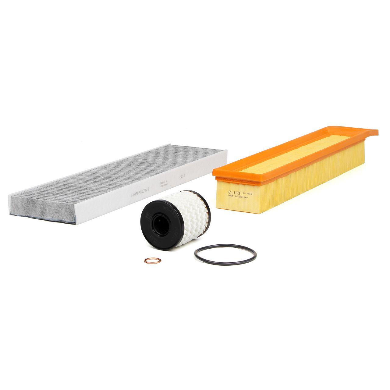 Inspektionskit für MINI R56 R57 R55 R60 R58 R61 R59 ONE / COOPER 75-122 PS
