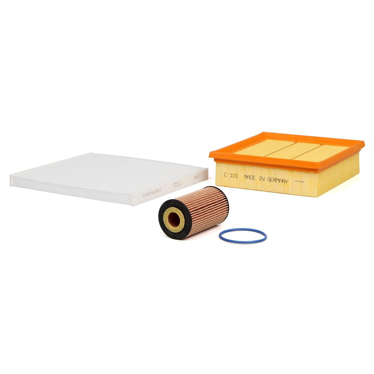 Filterpaket Filterset für Opel Corsa D 1.0 1.2/LPG 1.4/LPG 60-100 PS