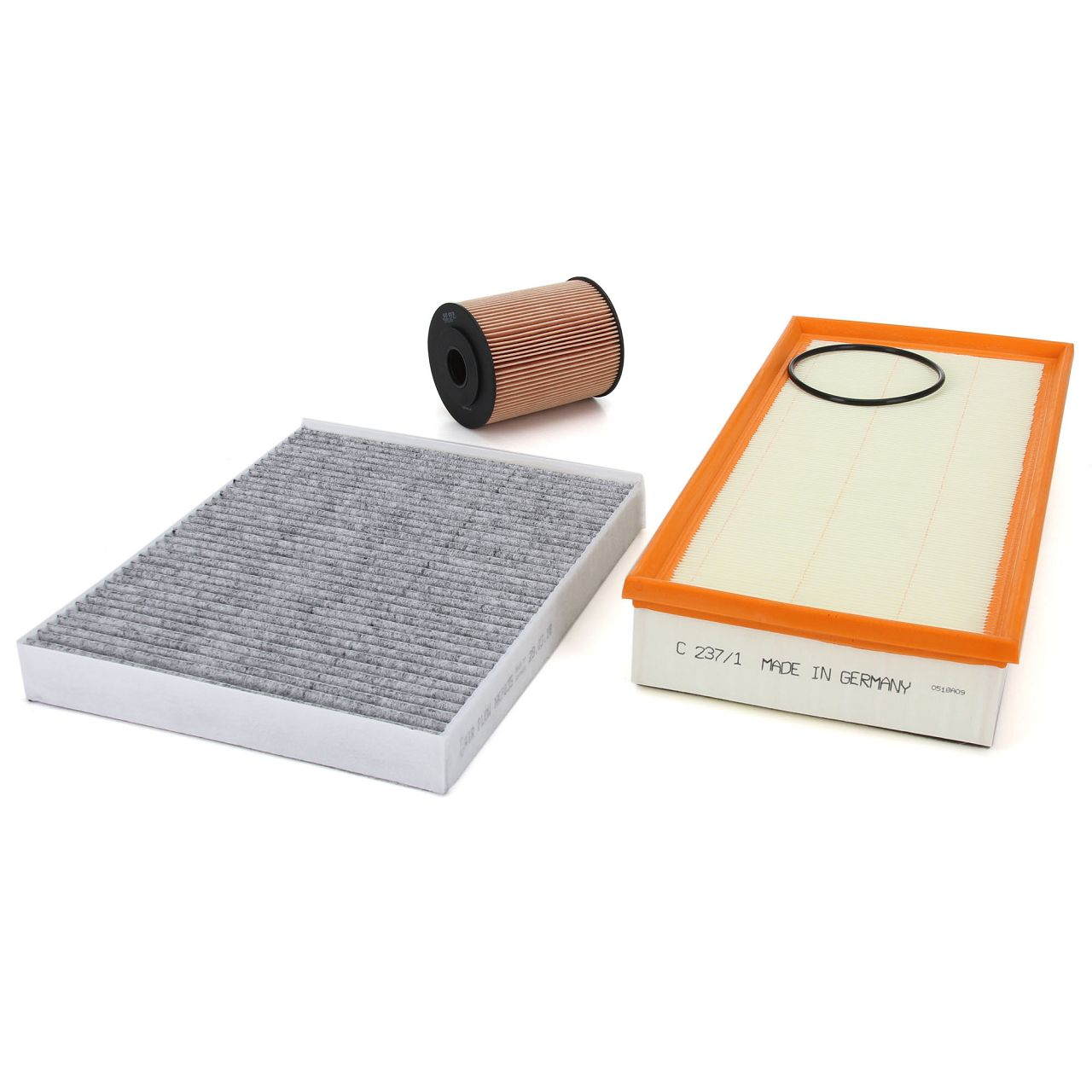 Inspektionskit Filterpaket für PORSCHE CAYENNE (9PA) 3.2 250 PS + 3.6 290 PS