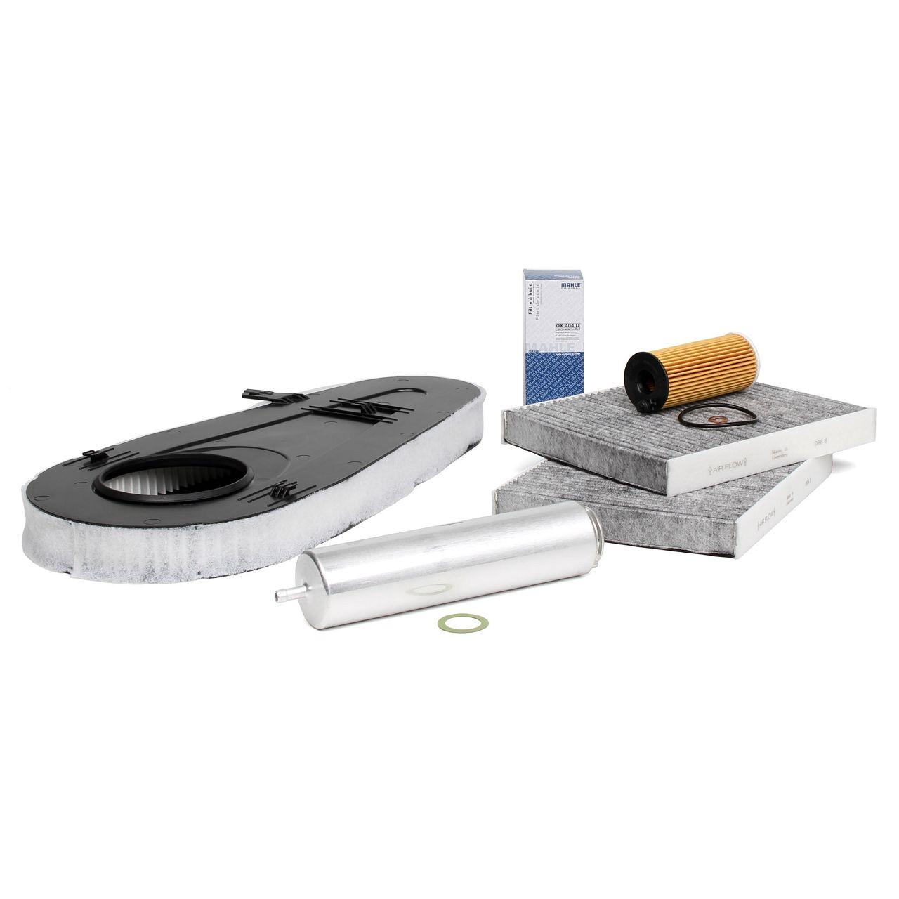 Inspektionskit Filterpaket für BMW 5er F10 F11 F07 518d 520d 525d 530d 535d