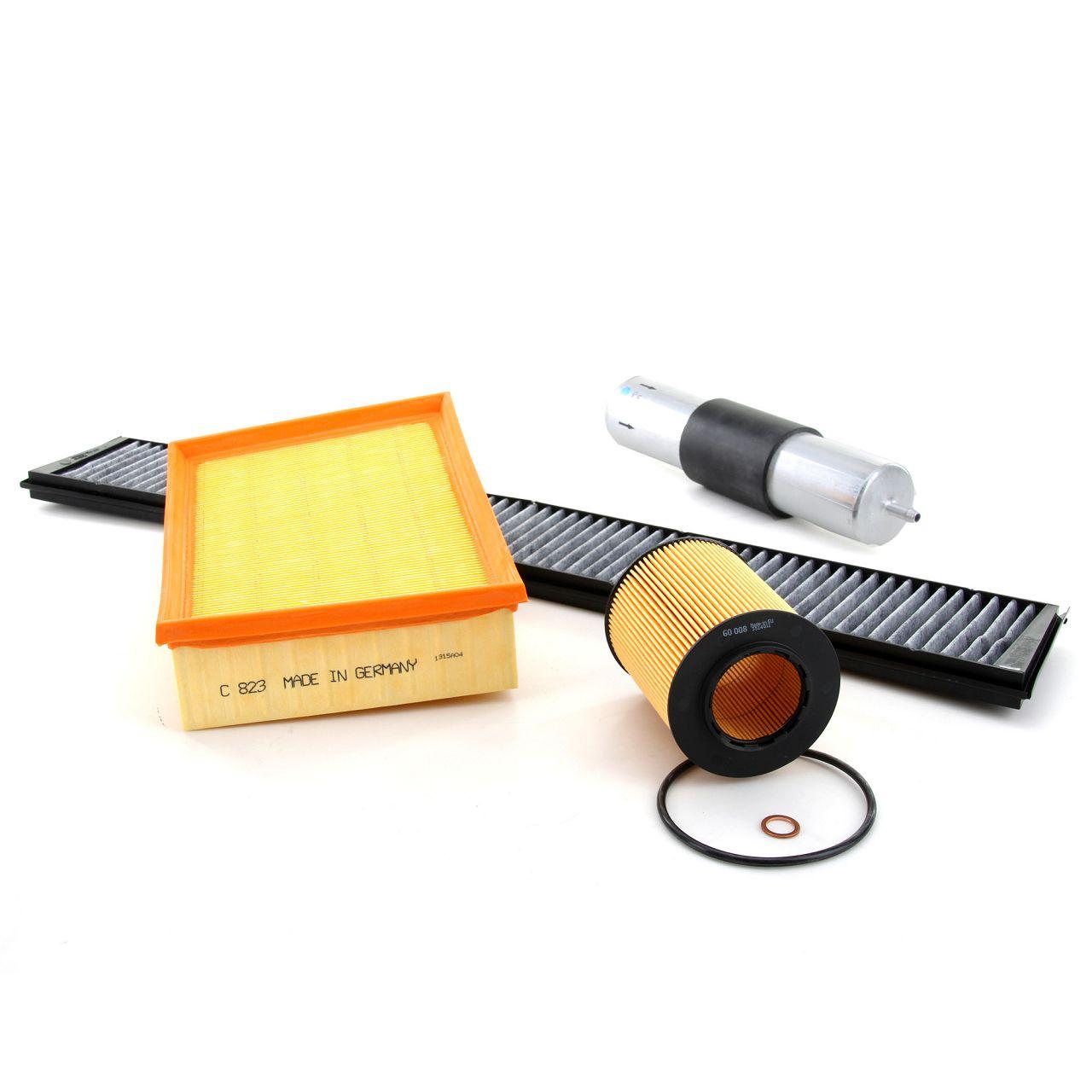Filterpaket Filterset für BMW 3er E46 320i 323i 325i 328i bis Bj. 05.2001
