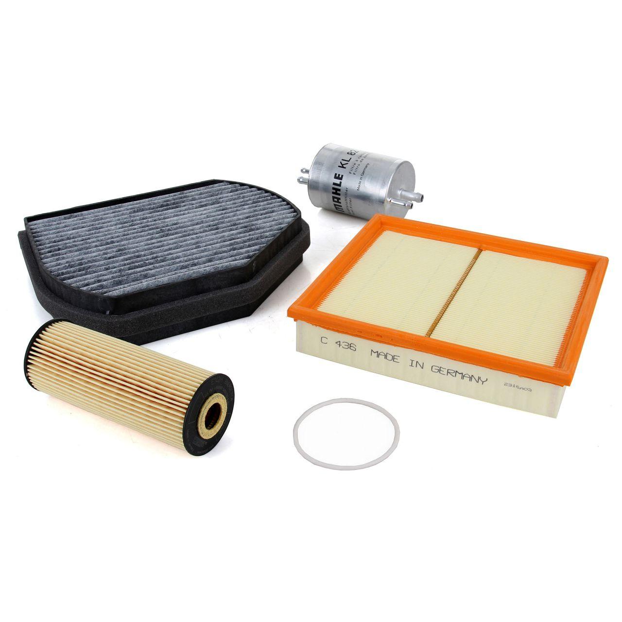 Inspektionskit Filterpaket Filterset für Mercedes SLK R170 200/230Kompressor