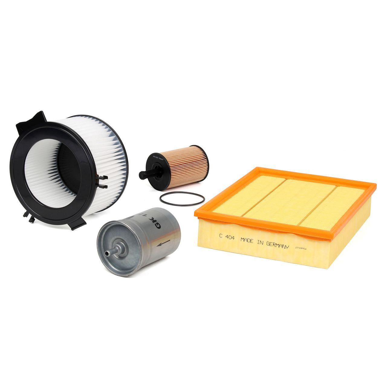 Inspektionskit Filterpaket Filterset für VW TRANSPORTER T4 2.8 VR6 204 PS