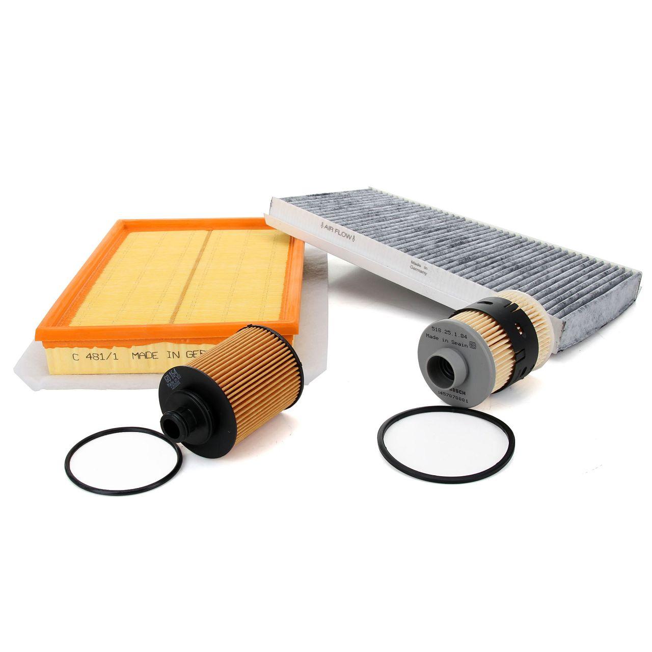 Filterpaket Filterset für Opel Combo Corsa C Tigra B 1.3CDTI 69-75 PS