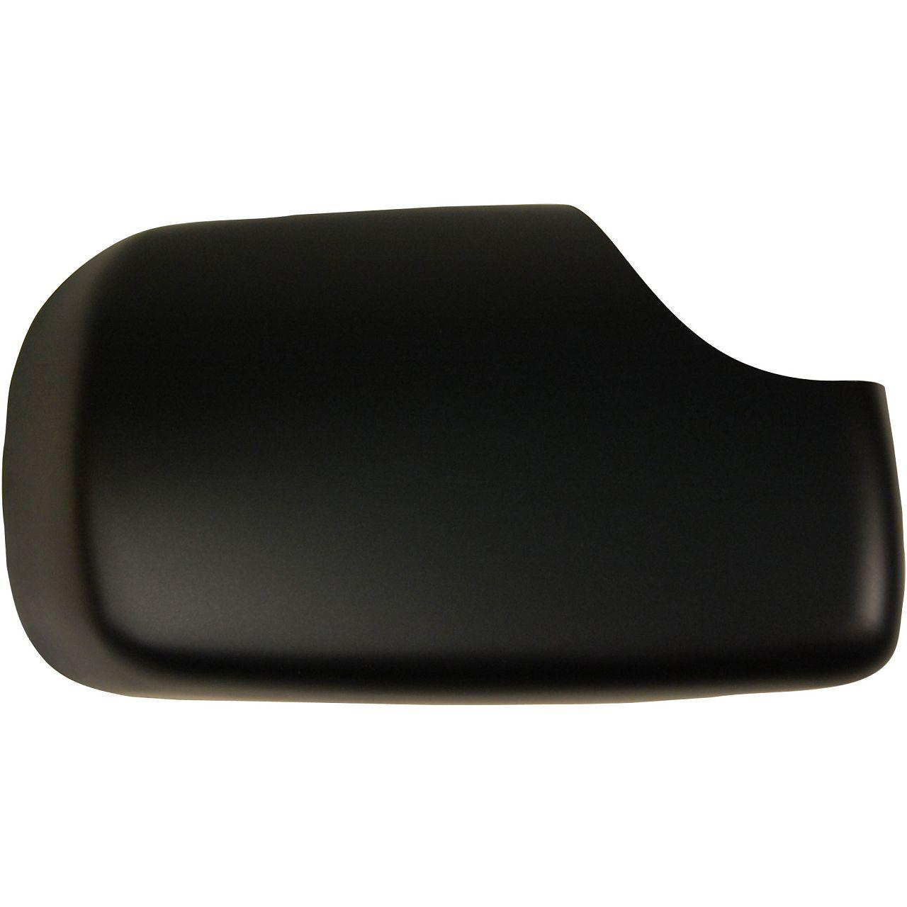 JOHNS Außenspiegel Spiegelkappe LACKIERBAR BMW 3er E46 nicht Cabrio links 51168238375