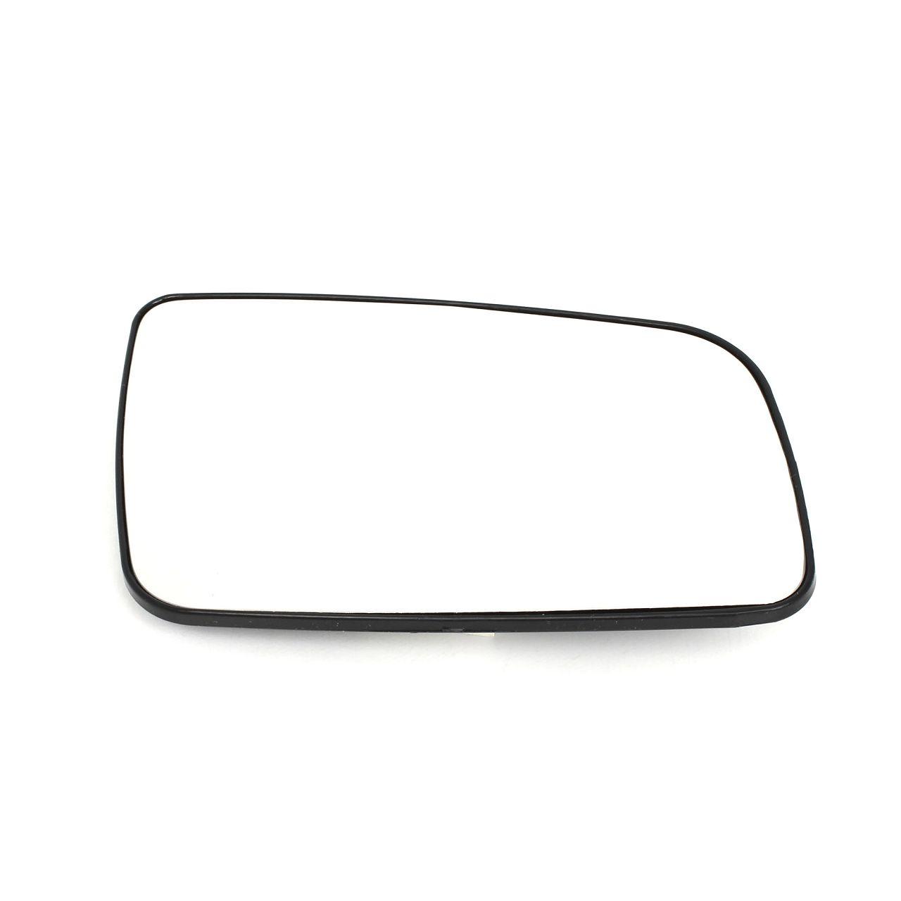 Außenspiegel Spiegelglas MANUELL für OPEL Astra G (nicht Coupe & Cabrio) rechts