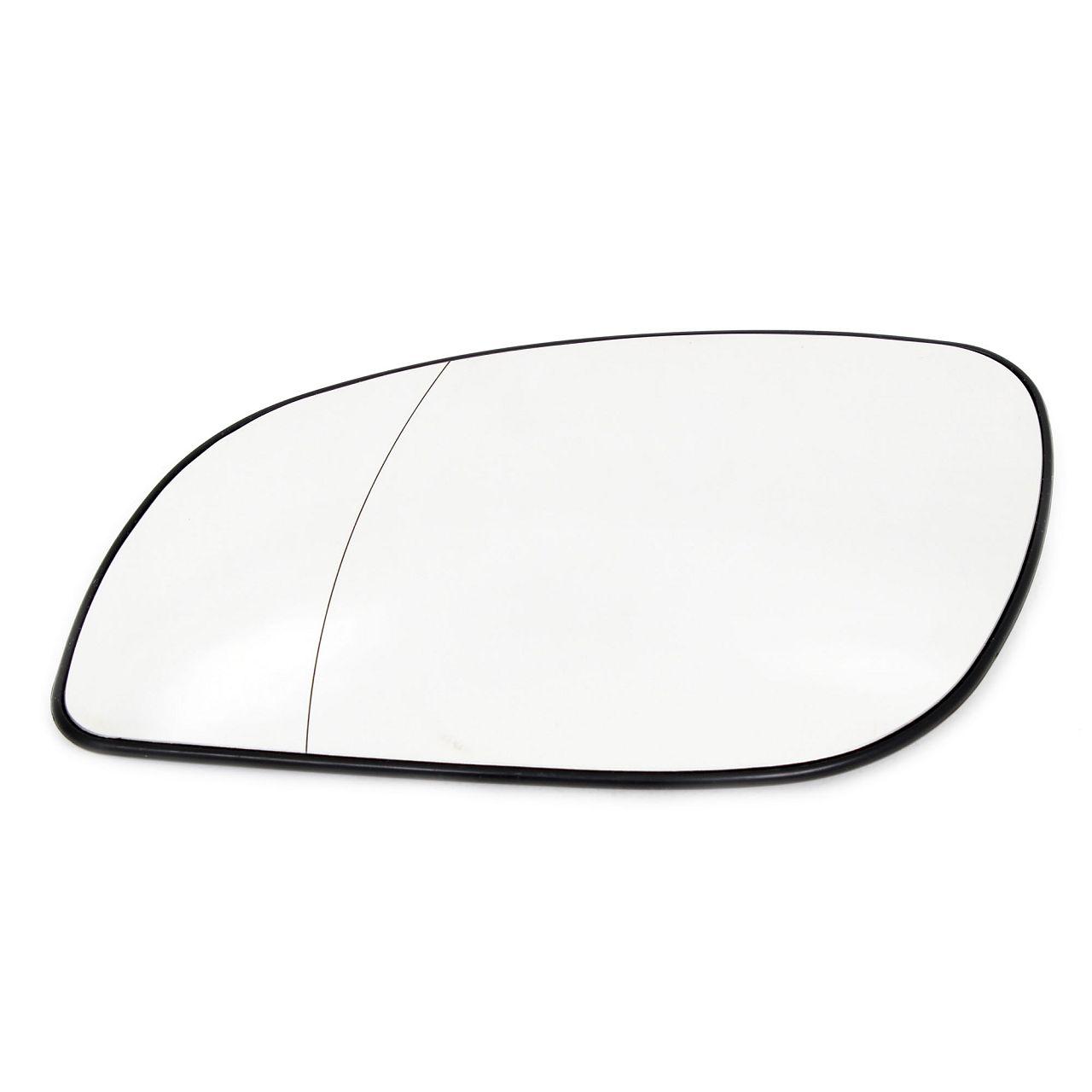 Außenspiegel Spiegelglas ELEKTRISCH für OPEL Signum Vectra C links 24438120