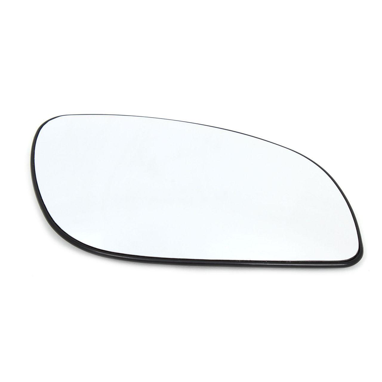 Außenspiegel Spiegelglas ELEKTRISCH für OPEL Signum Vectra C rechts 24438121