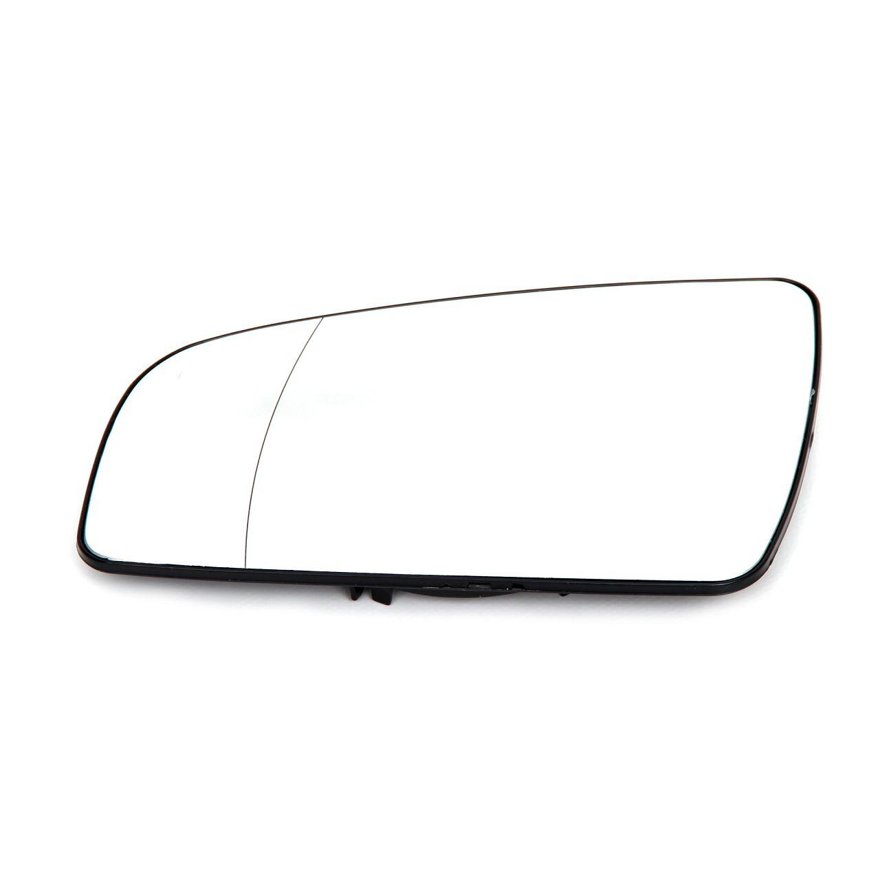 Außenspiegel Spiegelglas ELEKTRISCH für OPEL Zafira B bis Fgst. links 13162274