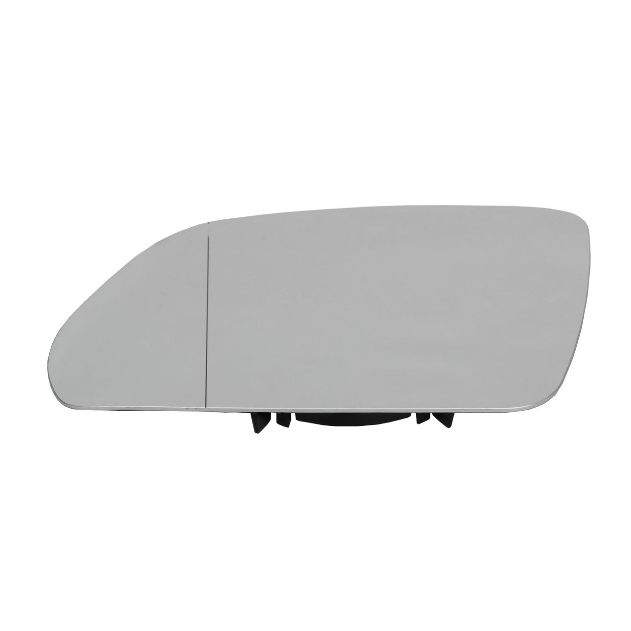 Außenspiegel Spiegelglas SKODA Octavia II VW Polo 9N links 6Q0857521F