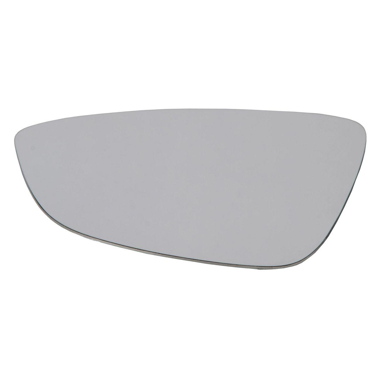 Außenspiegel Spiegelglas VW CC Eos Passat 36 357 Scirocco links 3C8857521