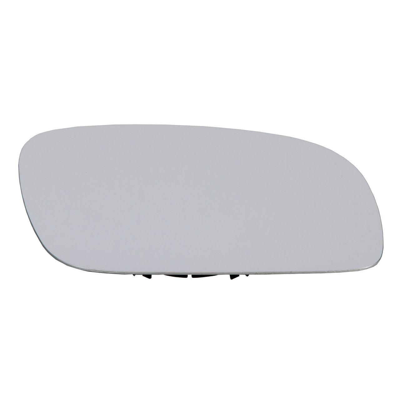 Außenspiegel Spiegelglas ELEKTRISCH für VW Touran 1T1 1T2 rechts 1T0857522