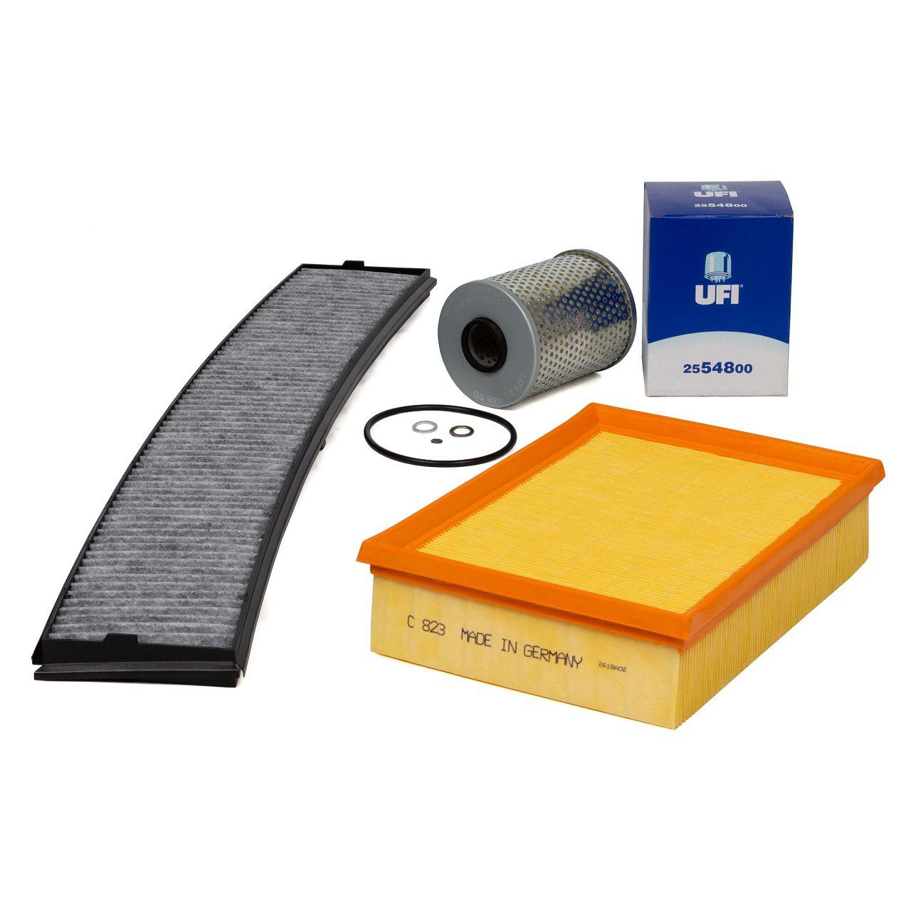 Inspektionskit Filterpaket Filterset für BMW 3er E46 Cabrio / Coupe M3 3.2 / CSL