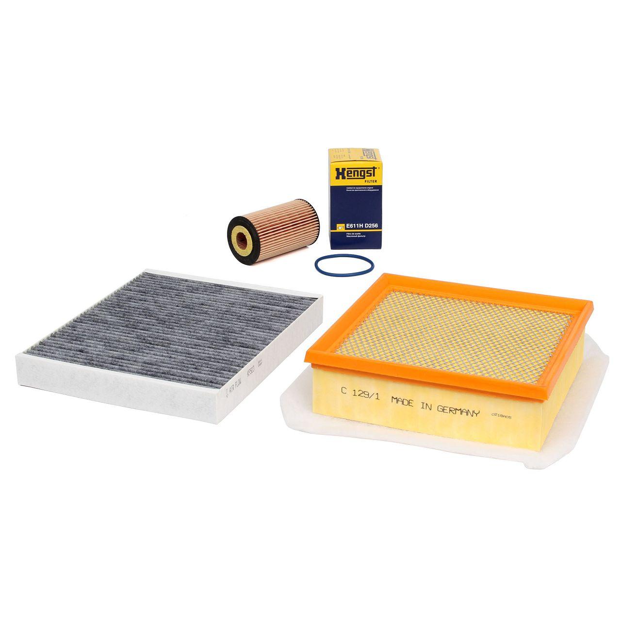 Inspektionskit Filterpaket Filterset für OPEL MERIVA B 1.4 1.4LPG 100/120/140 PS