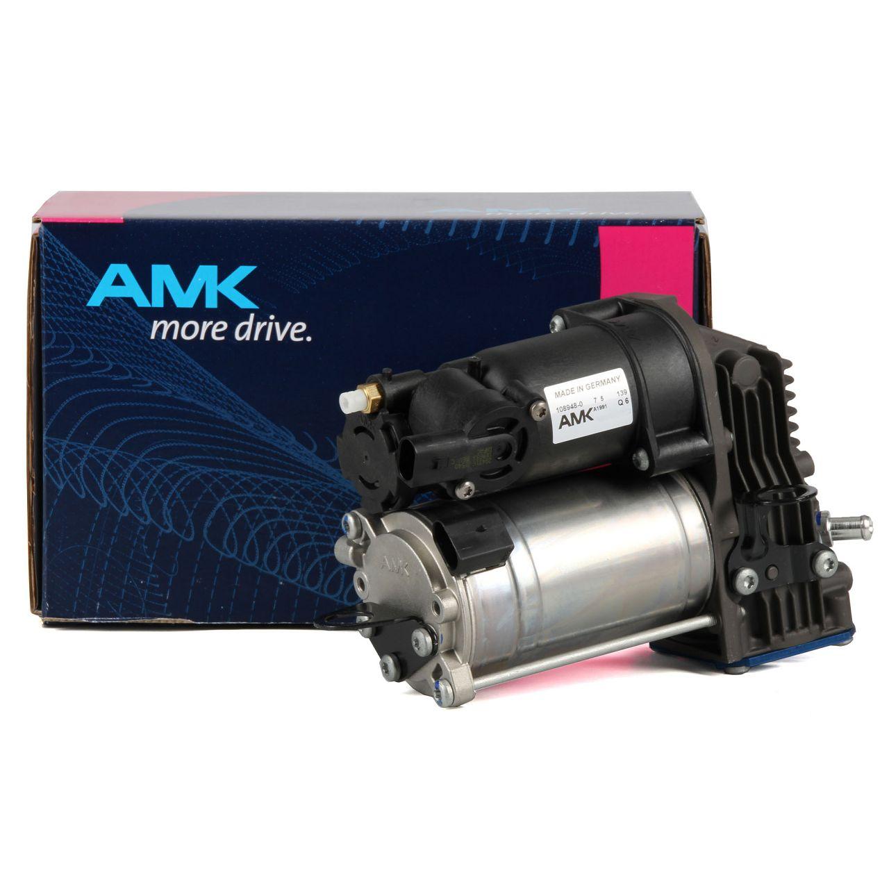 AMK A1991 Kompressor Luftfederung für MERCEDES-BENZ GL-KLASSE X164 M-KLASSE W164