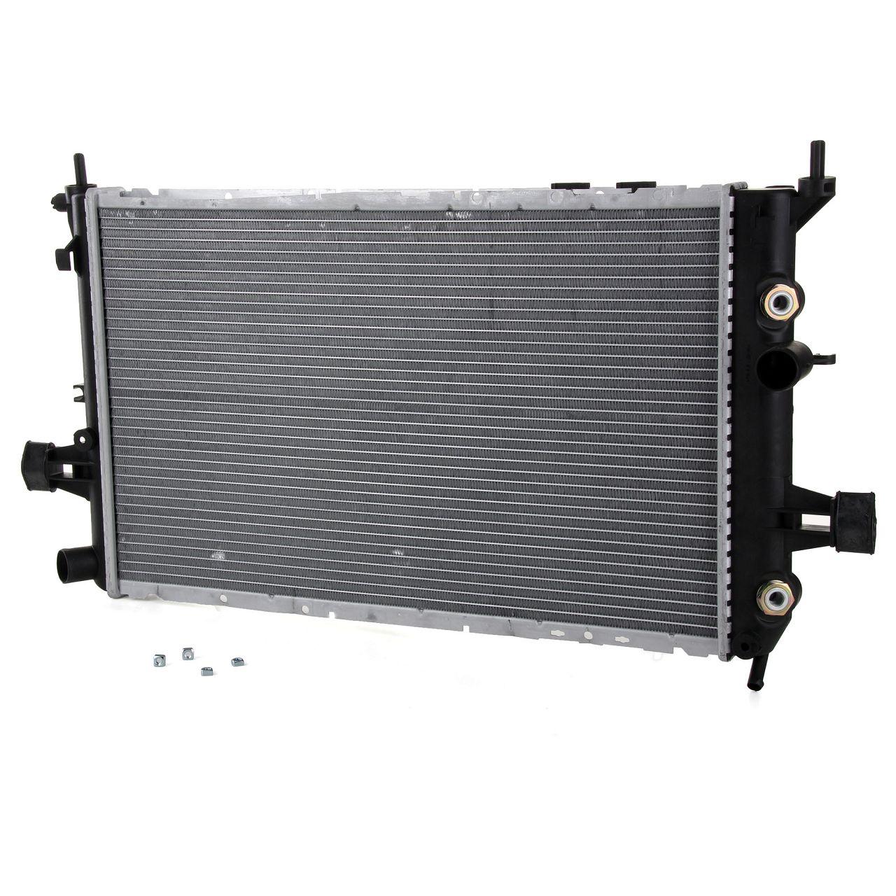 Kühler Motorkühler Wasserkühler für OPEL ASTRA G ZAFIRA A 2.0DTI 16V 2.2 DTI