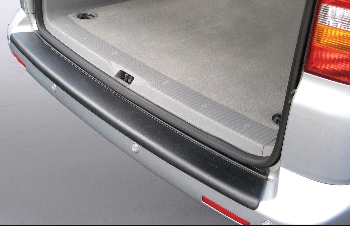 RGM Ladekantenschutz ABS Kunststoffabdeckung SCHWARZ für VW T5 bis 05.2012