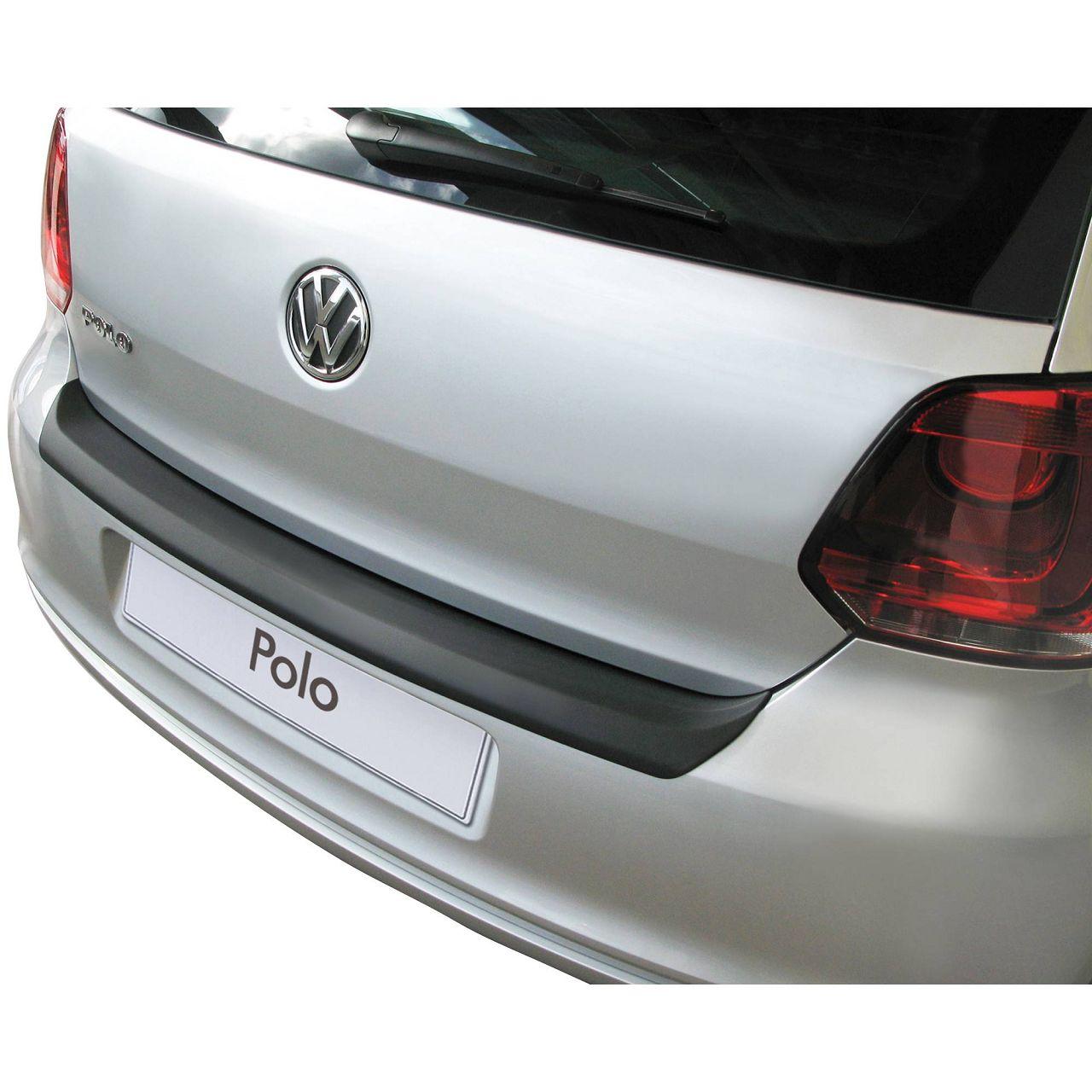 RGM Ladekantenschutz ABS Kunststoffabdeckung SCHWARZ für VW POLO (6R 6C)