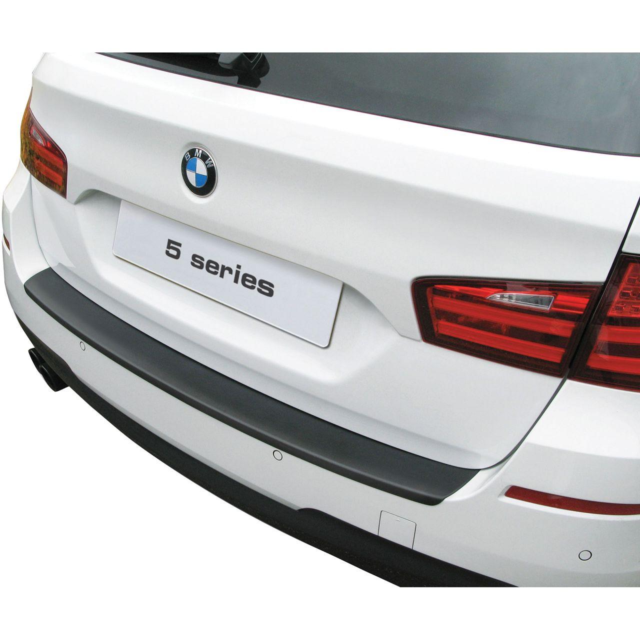 RGM Ladekantenschutz ABS Kunststoffabdeckung SCHWARZ für BMW 5er F11 TOURING