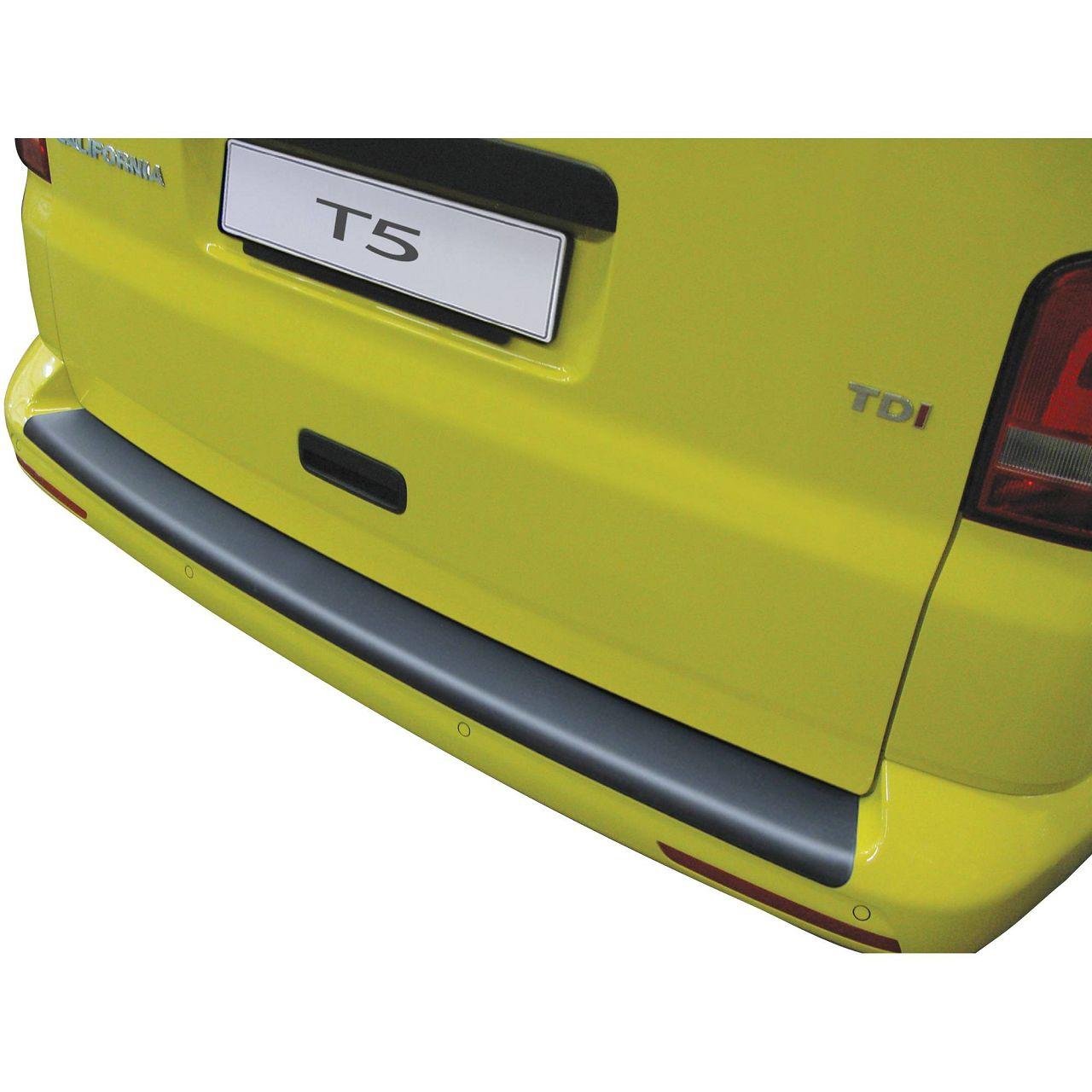 RGM Ladekantenschutz ABS Kunststoffabdeckung SCHWARZ für VW T5 ab 06.2012
