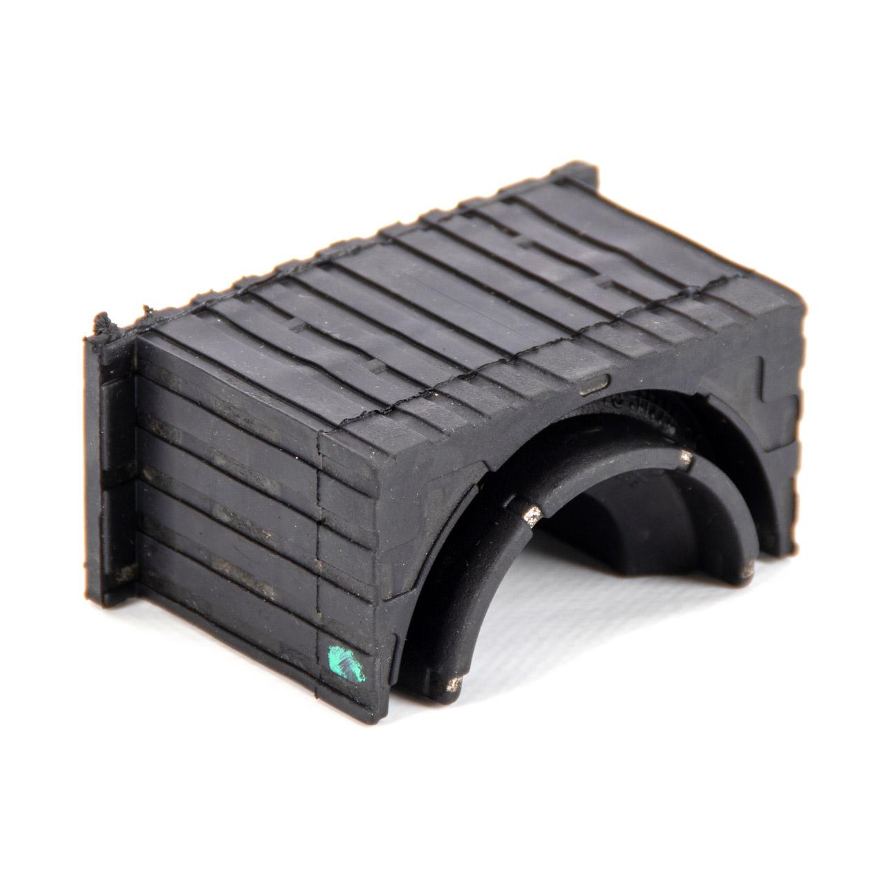 Gummilager Stabilisatorlager PORSCHE Panamera 970 mit Luftfederung vorne unten 97034379307