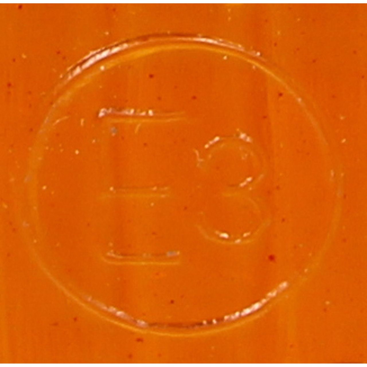 Rücklichtglas CHROM EU-Version für PORSCHE 911 63-79 912 912E rechts 91163192403