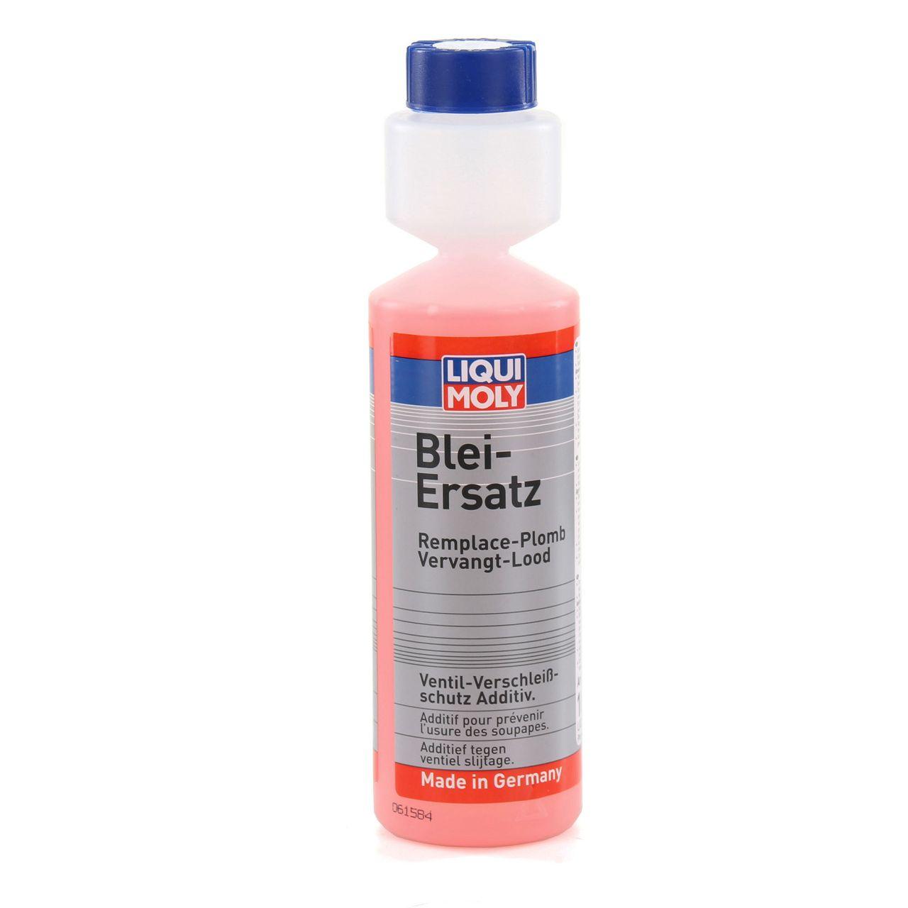 LIQUI MOLY Bleiersatz Blei-Ersatz Additiv Benzin Kraftstoffadditiv 250 ml 1010