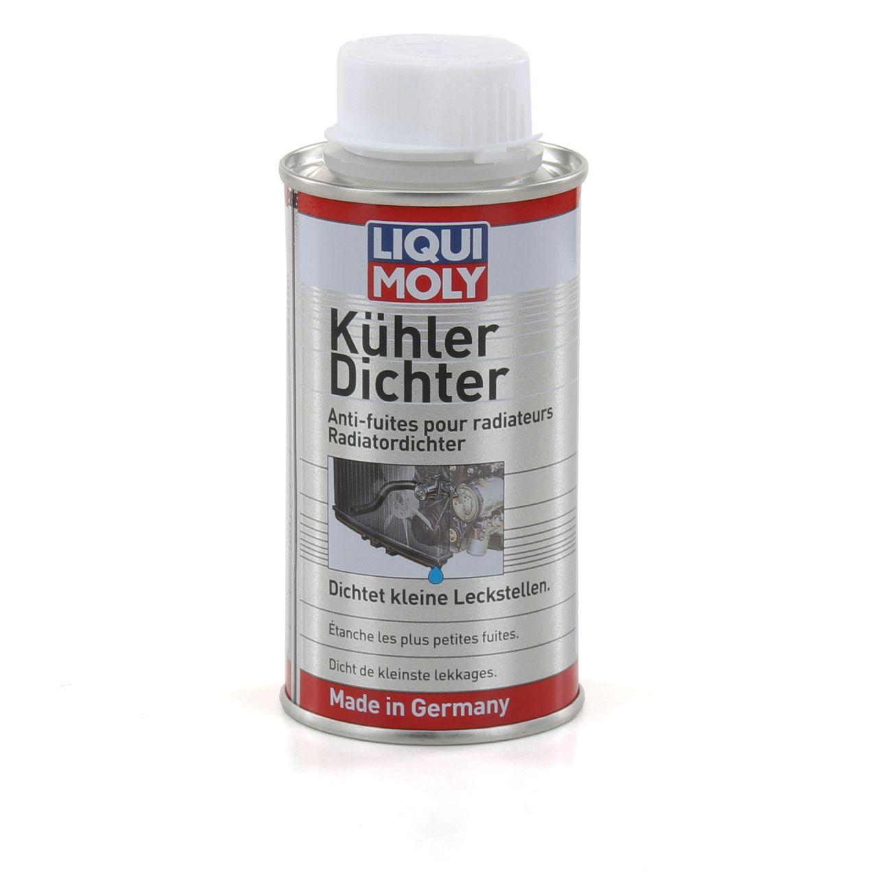 LIQUI MOLY Kühlerdichter Kühler-Dichtmittel-Additiv Dichtungsmittel 150 ml 3330