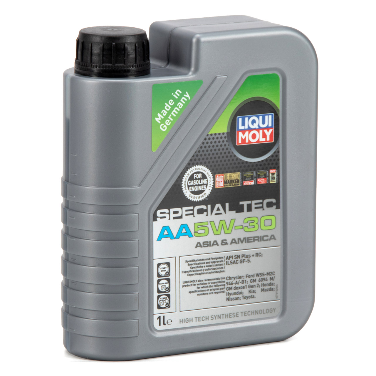 LIQUI MOLY 20953 Motoröl Öl SPECIAL TEC AA 5W-30 ASIA & AMERICA - 1L 1 Liter