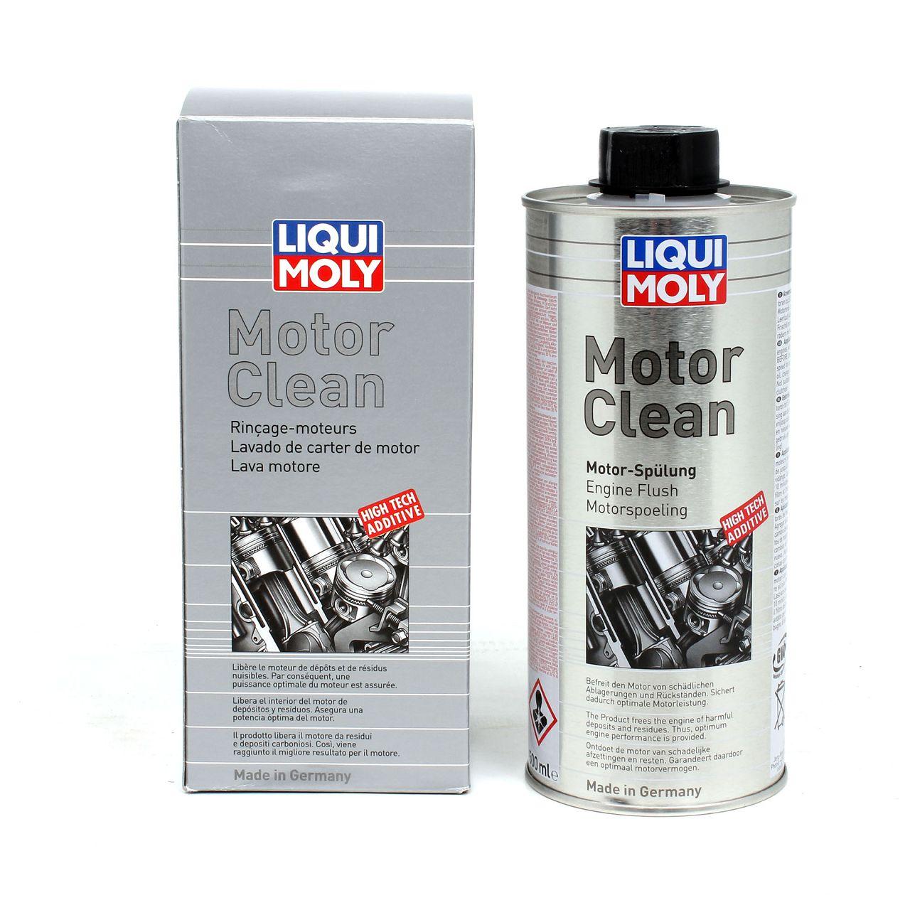 LIQUI MOLY Motorclean- Motoren Spülung Motorreinigung 500 ml 1019