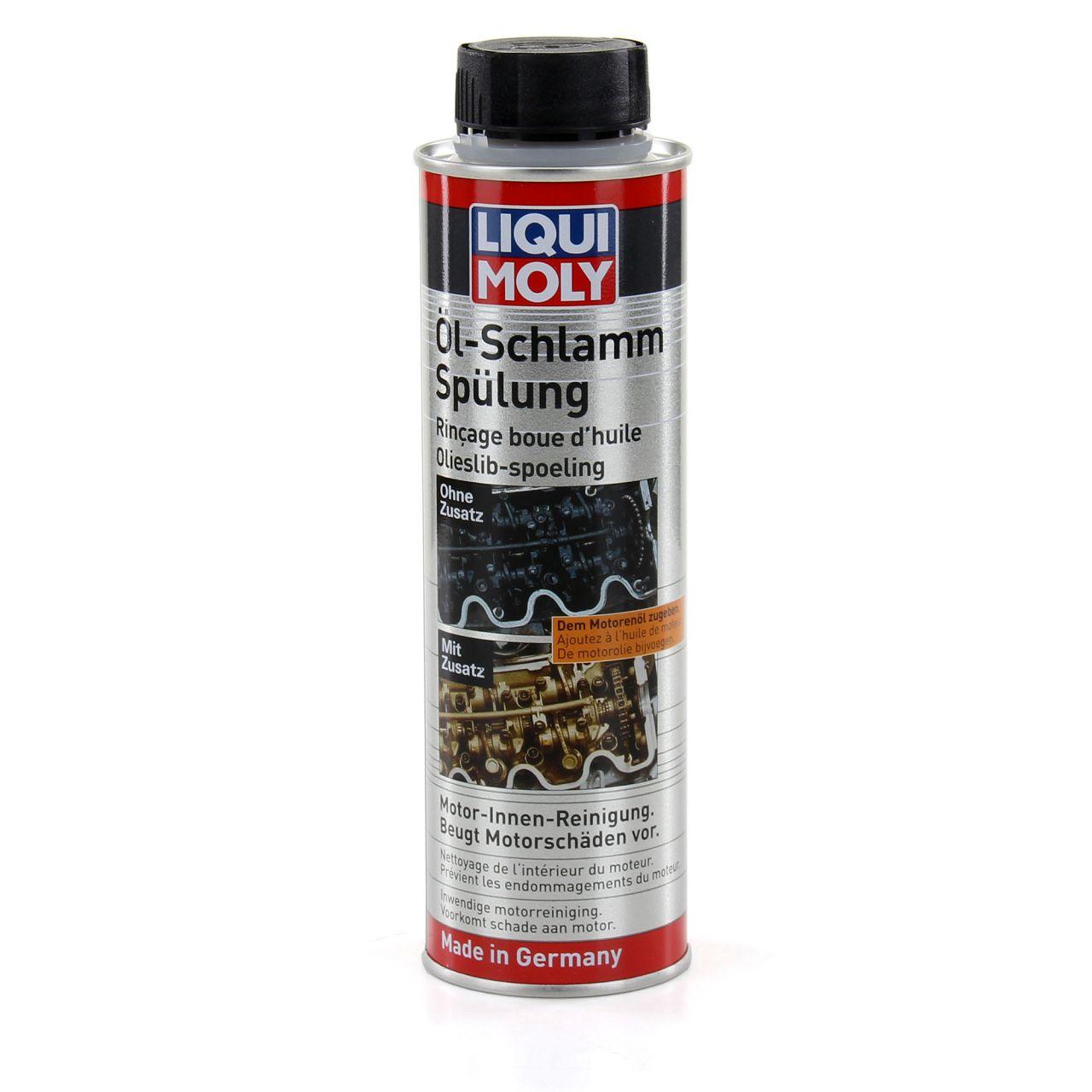 LIQUI MOLY Ölschlamm Spülung Motor Reiniger Motorspülung Additiv 300 ml 5200