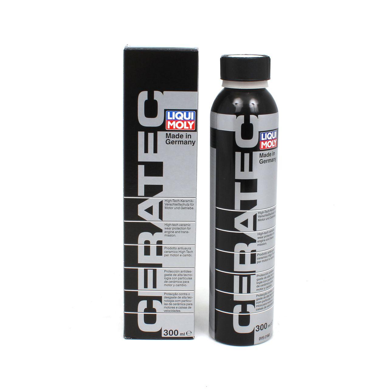 LIQUI MOLY Cera Tec Keramik Verschleißschutz Öl Additiv Ceratec 3721 300ml