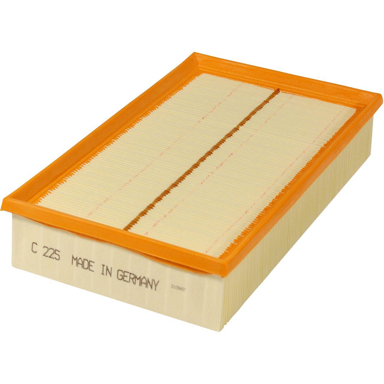 Inspektionskit Filterpaket für VW MULTIVAN TRANSPORTER T5 1.9 TDI + 2.5 TDI