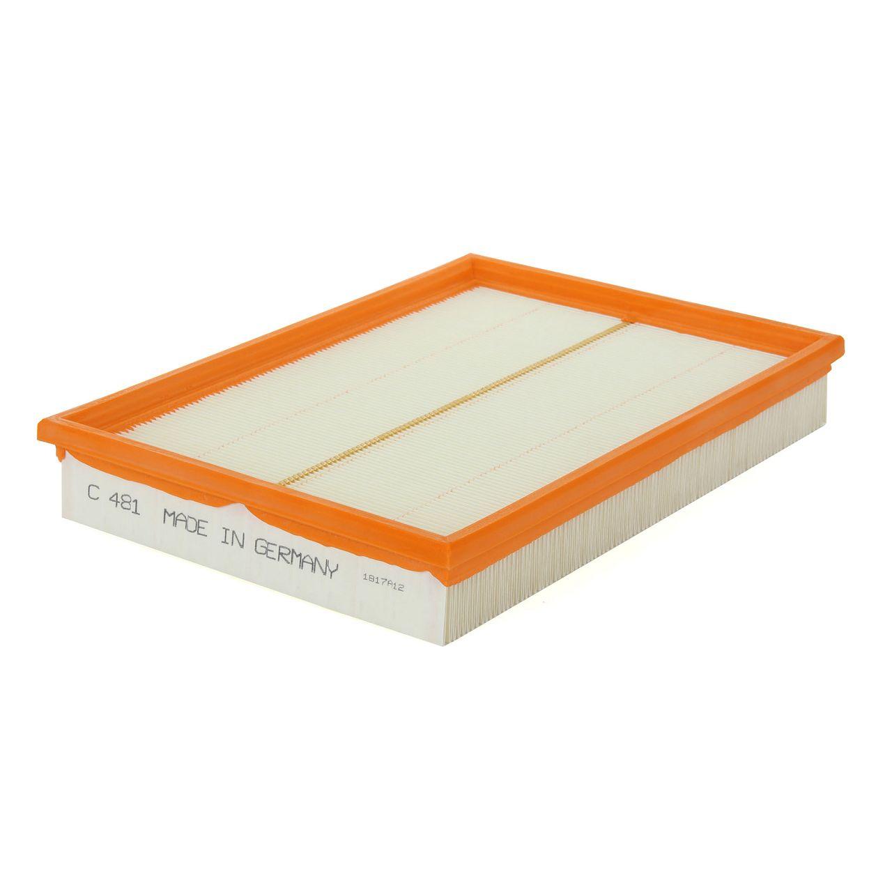 Inspektionskit Filterpaket 4-tlg OPEL Combo 1.6 Corsa C 1.4 1.8 Tigra B 1.8