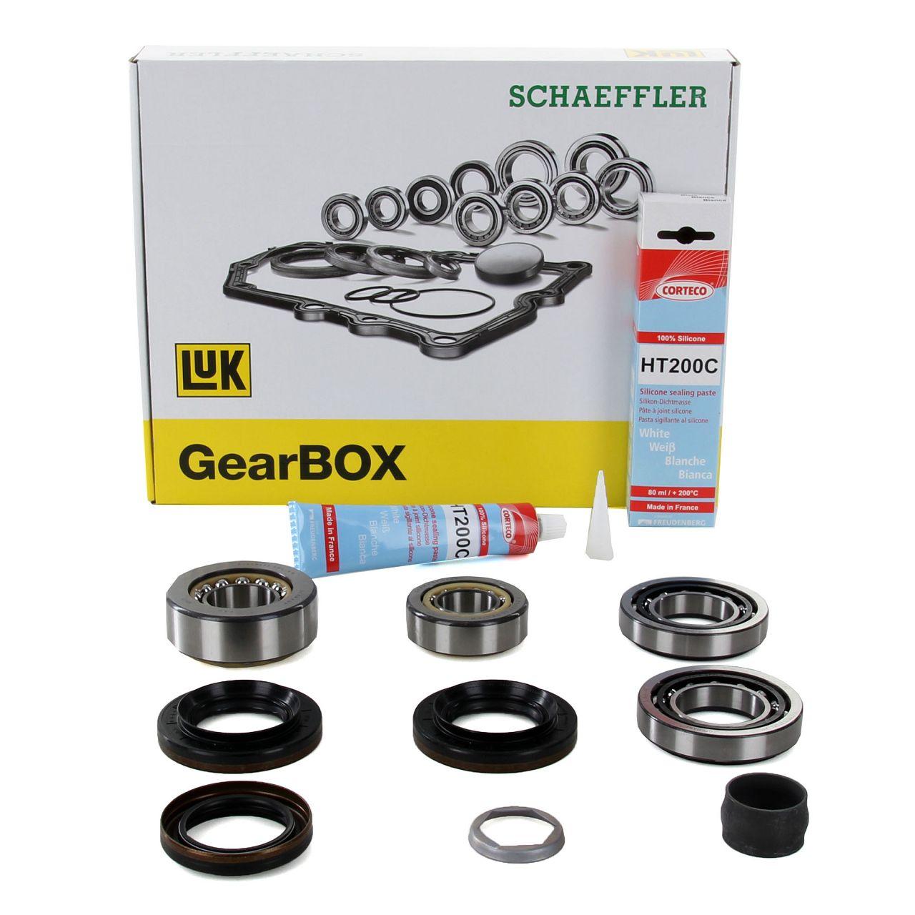 LUK Reparatursatz Differential / GEARBOX HAG 462014710 BMW 1er E81-88 3er E90-93 X1 E84