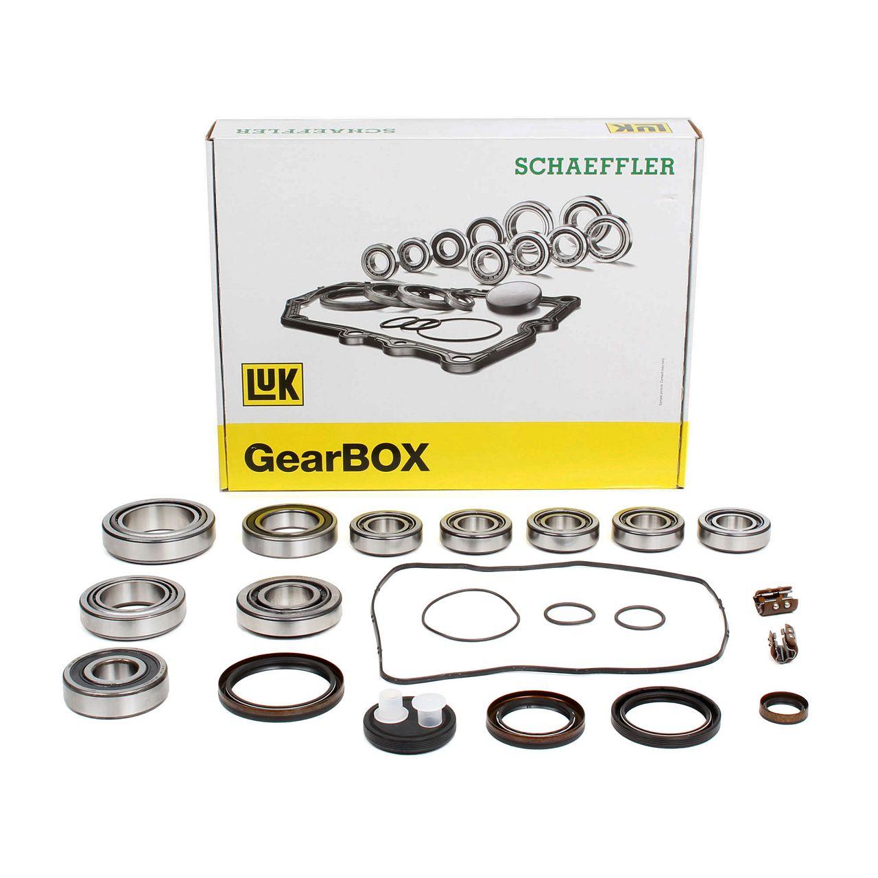 LUK 462005710 GEARBOX Reparatursatz 7-Gang 0AM DQ200 DSG für AUDI SEAT SKODA VW