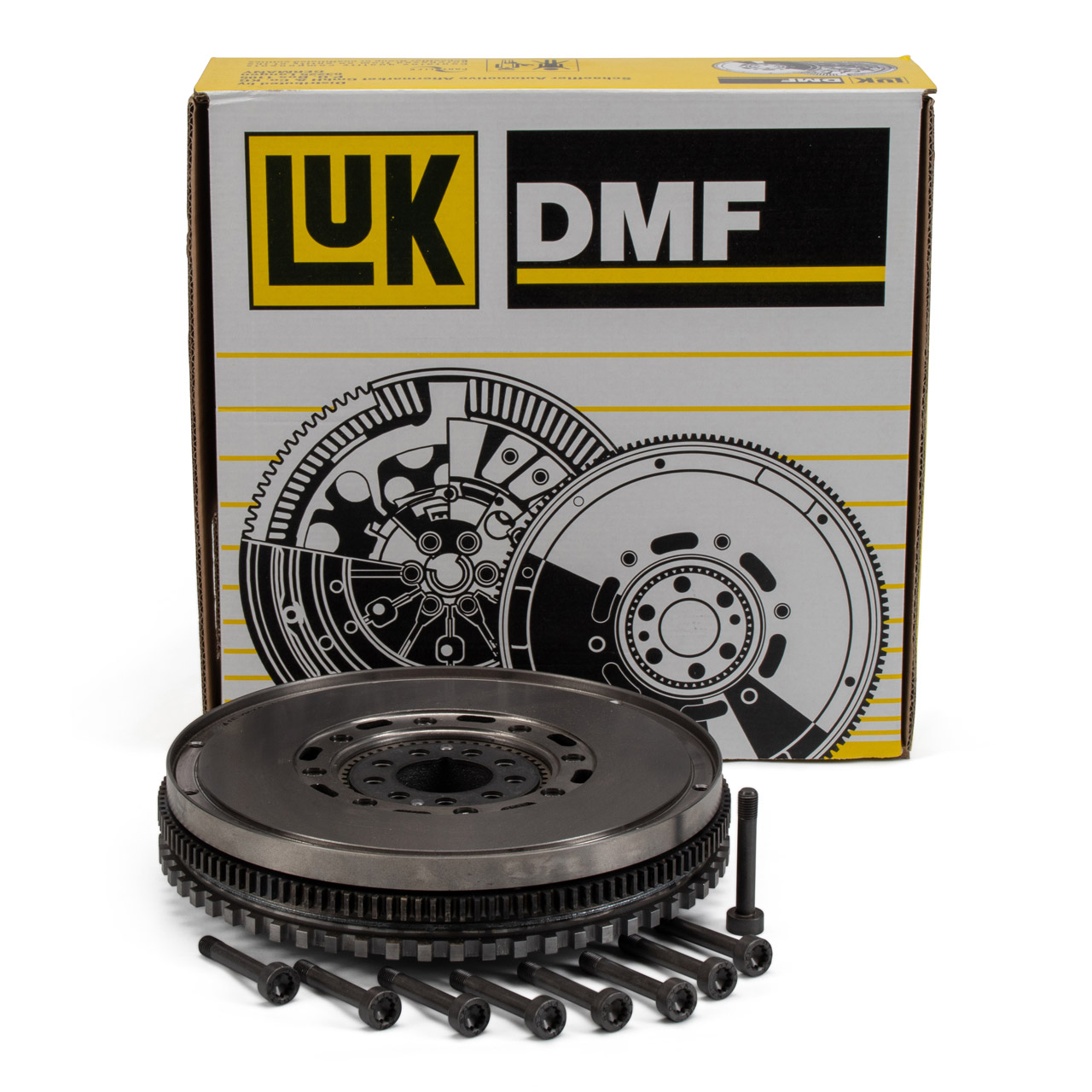 LUK Schwungrad DMF ZMS für PORSCHE 911 (964) 3.6 Carrera + (993) 3.6/3.8 Carrera