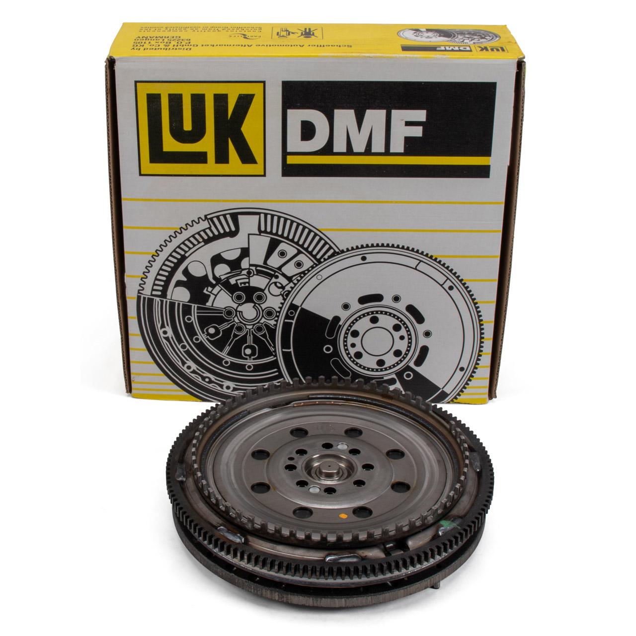 LUK Schwungrad DMF ZMS für PORSCHE BOXSTER (986) 2.5 204 PS + 2.7 220 / 228 PS