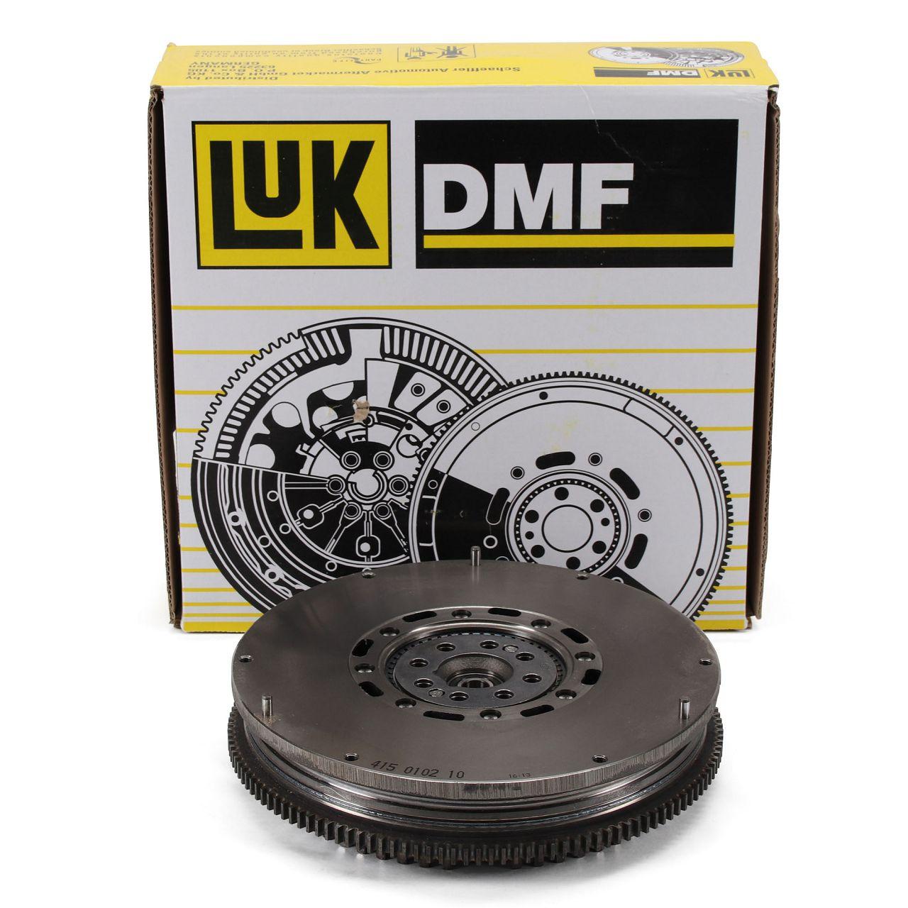 LUK 415010210 Schwungrad DMF ZMS für PORSCHE 911 (996 997) 3.4 / 3.6 Carrera