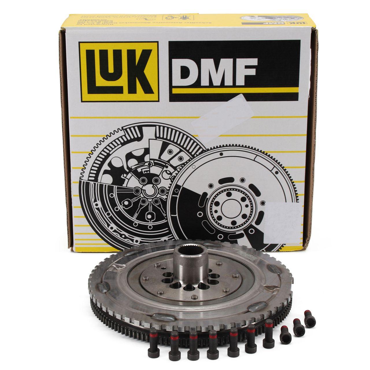 LUK Schwungrad DMF ZMS für PORSCHE 911 (997) 3.6 Carrera + 3.8 Carrera S
