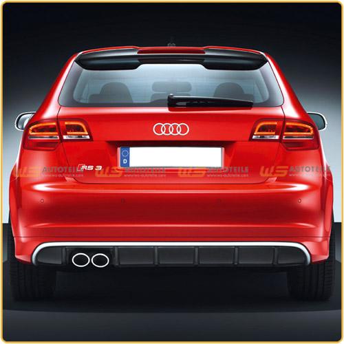ORIGINAL Heckleuchten Rückleuchten LED für Audi A3 S3 RS3 (8P) SPORTBACK