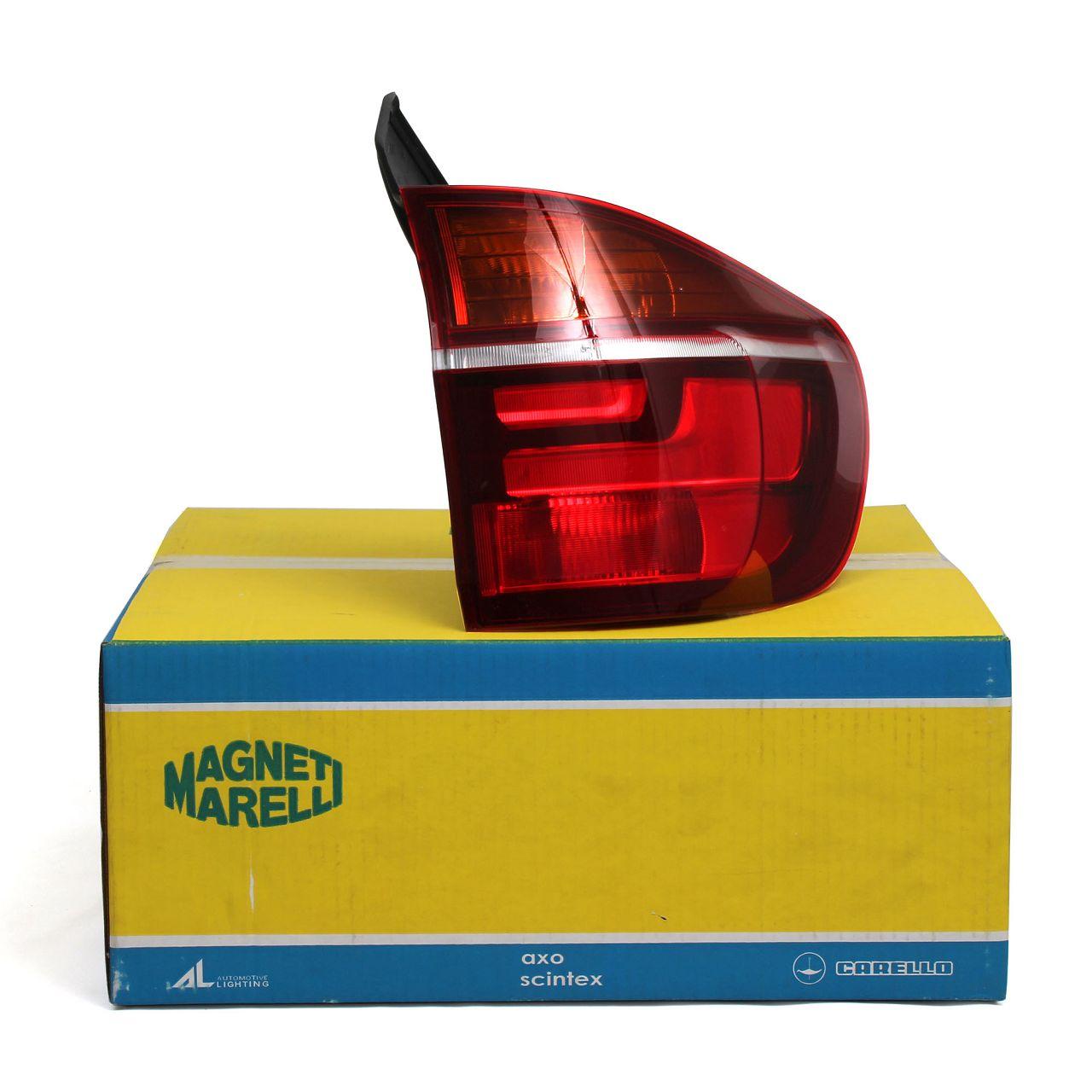 MAGNETI MARELLI Heckleuchte für BMW X5 E70 FACELIFT ab 04.2010 AUSSEN RECHTS