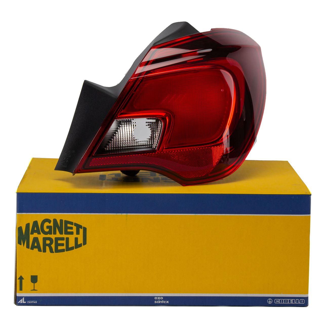 MAGNETI MARELLI Heckleuchte Rückleuchte für OPEL CORSA E + VAN aussen rechts